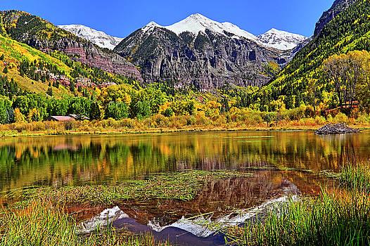 Rocky Mountain Reflections - Telluride - Colorado by Jason Politte