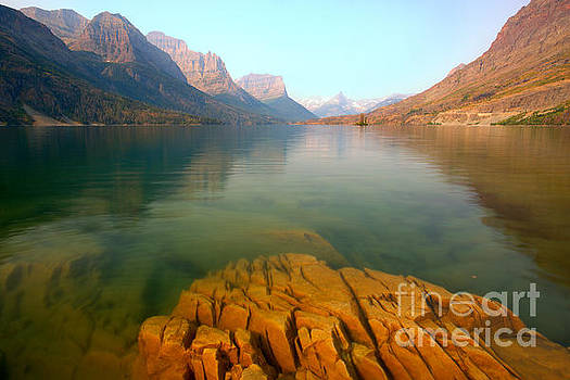 Rocky Mountain Translucent Waters by Adam Jewell