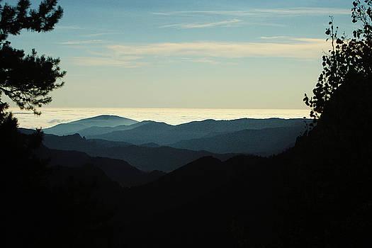 Rocky Mountain Vistas by Marie Leslie