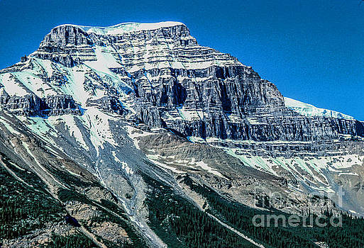 Rocky Mountain With Snow_28bT  by Doug Berry