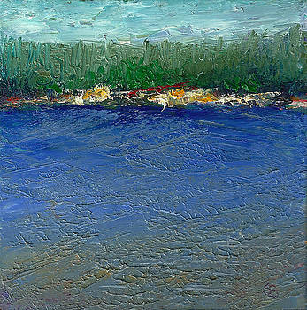 Shannon Grissom - Rocky Point Dream at Bass Lake
