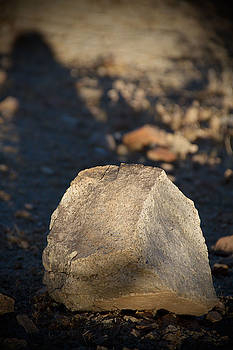 Rocky Shadow by Mike Hill