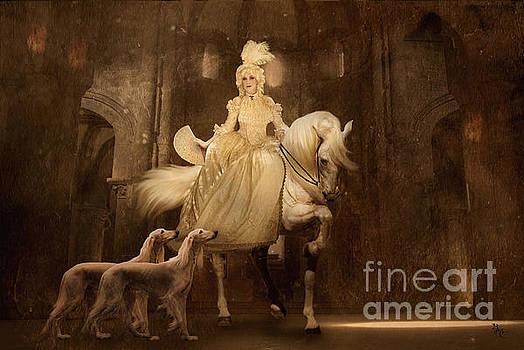 Rococo Ride by Babette Van den Berg