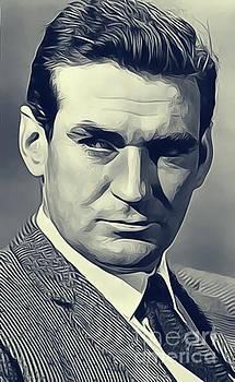 John Springfield - Rod Taylor, Vintage Actor