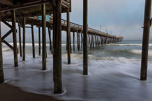 Rodanthe Pier by Nick Noble