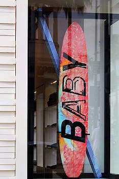 Art Block Collections - Rodeo Drive Surfboard