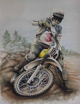 Rodger DeCoster by Harry Miller