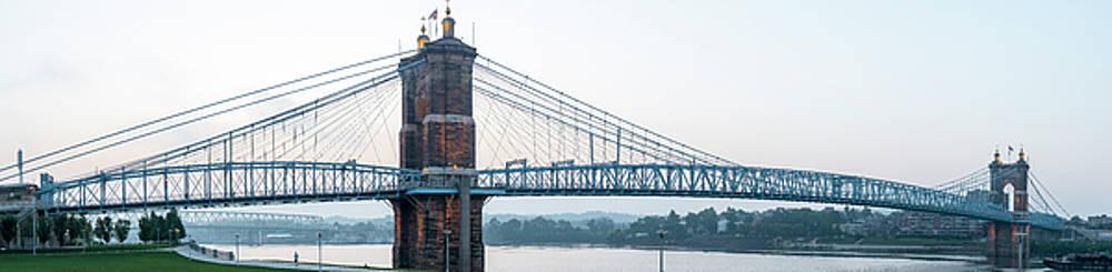 Roebling Bridge by Rob Amend