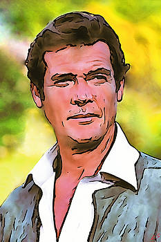 Roger Moore Collection - 1 by Sergey Lukashin
