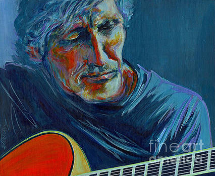 Roger Waters. Do You Think You Can Tell  by Tanya Filichkin