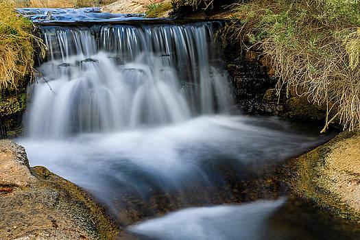 Rogers Waterfall by James Marvin Phelps