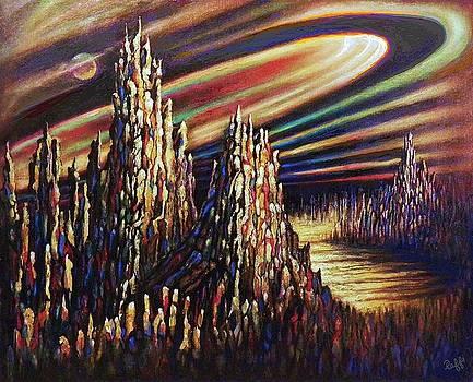 Rogue Planet by Raffi Jacobian