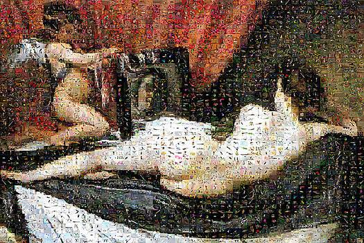 Rokeby Venus by Gilberto Viciedo