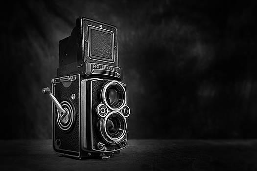 Rolleiflex Twin Lens Camera by Mark Wagoner
