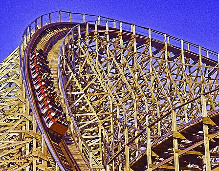 Dennis Cox - Roller Coaster
