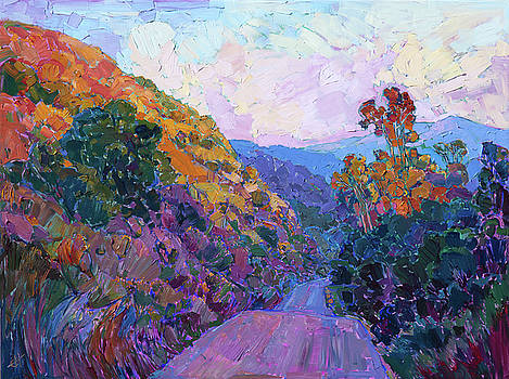 Rolling Dawn by Erin Hanson