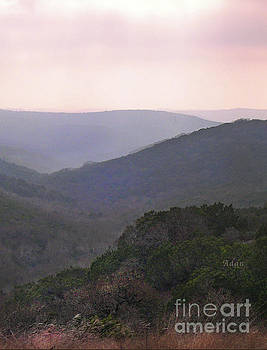 Felipe Adan Lerma - Rolling Hill Country Vertical
