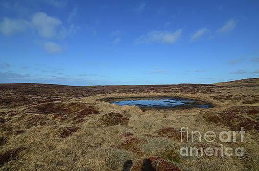 Rolling Landscape Along Snaefellsnes Peninsula in Iceland by DejaVu Designs