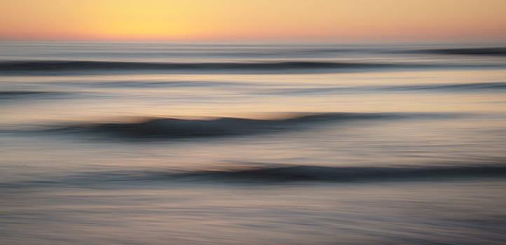 Rolling Sunset by Kelly McNamara