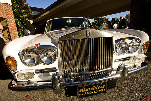 Rolls Royce by Mark Currier
