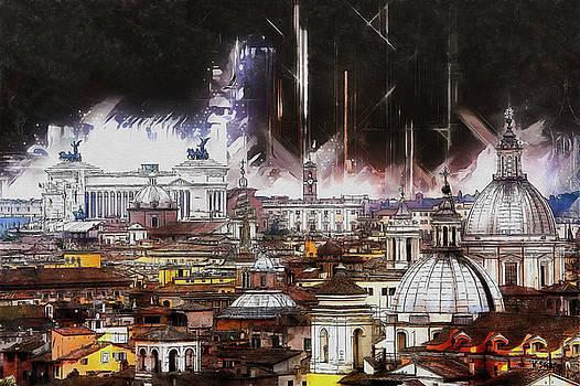 Roma Aeterna by Kai Saarto