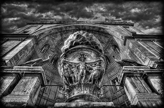 Roman Architecture 5 by Miguel Pardo