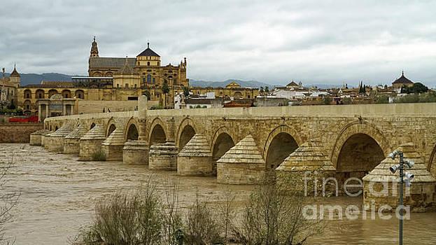 Roman Bridge Cordoba Spain by Pablo Avanzini