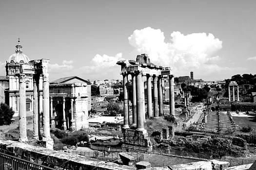 Roman Forum by Alex Kossov
