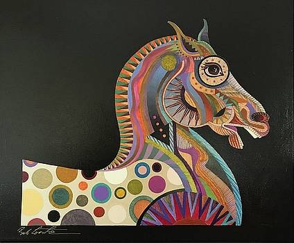Roman Horse by Bob Coonts