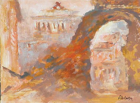 Roman Relicts 2 by Ekaterina Mortensen