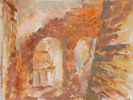 Roman Relicts I by Ekaterina Mortensen