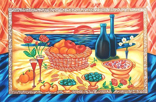 Romance and Family Spirituality in the Mediterranean by Ismaele Alongi