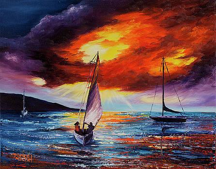 Romancing The Sail by Darice Machel McGuire