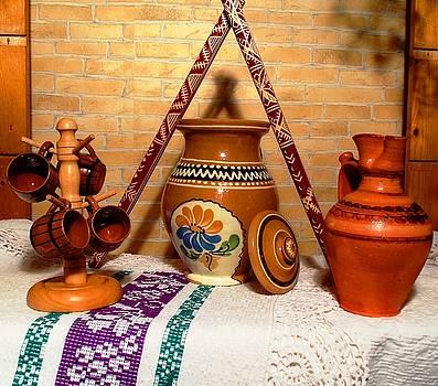 Romanian folklore by Kovats Daniela