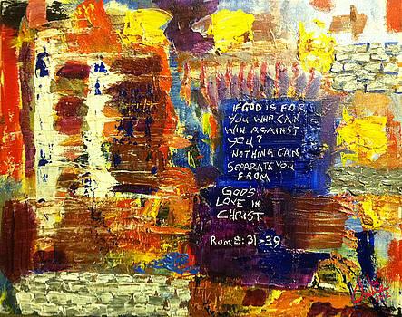 Charlie Harris - Romans Eight Thirtyone To Thirtynine