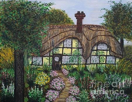 Romantic Cottage by William Ohanlan