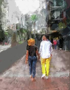 Romantic Couple by Eduardo Tavares