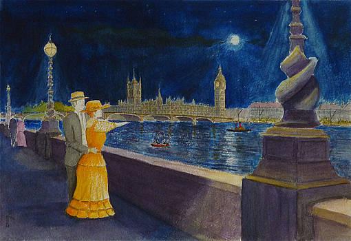 Romantic Edwardian London by David Godbolt