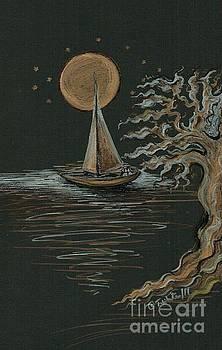Romantic Evening  by Teresa White