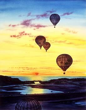 Romantic Flight by John YATO