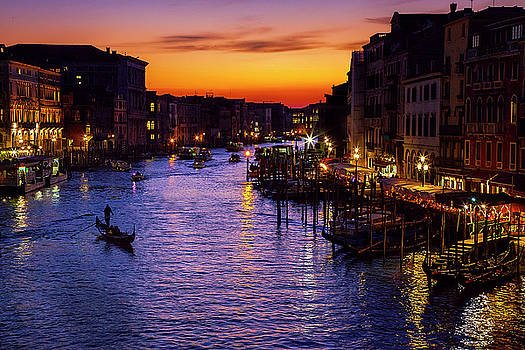 Romantic Venice by Andrew Soundarajan