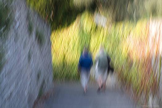 Romantic walking by Luigi Barbano BARBANO LLC
