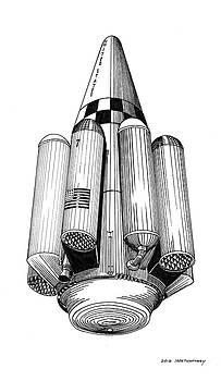 Jack Pumphrey - Rombus Heavey Lift Reusable Rocket
