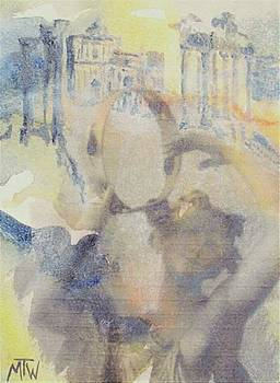 Rome 1 by Marlene Tays Wellard
