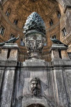 Rome Architecture 2 by Miguel Pardo