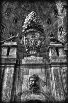 Rome Architecture 3 by Miguel Pardo