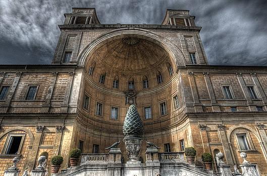 Rome Architecture1 by Miguel Pardo