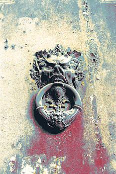 Rome Door Knocker  by Shay Culligan