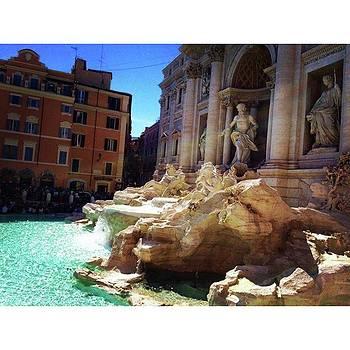 #rome #fontanaditrevi #amazing #travel by Marco Capo