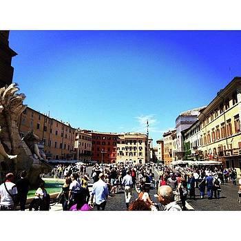 #rome #italy #amazing #piazzanavona by Marco Capo